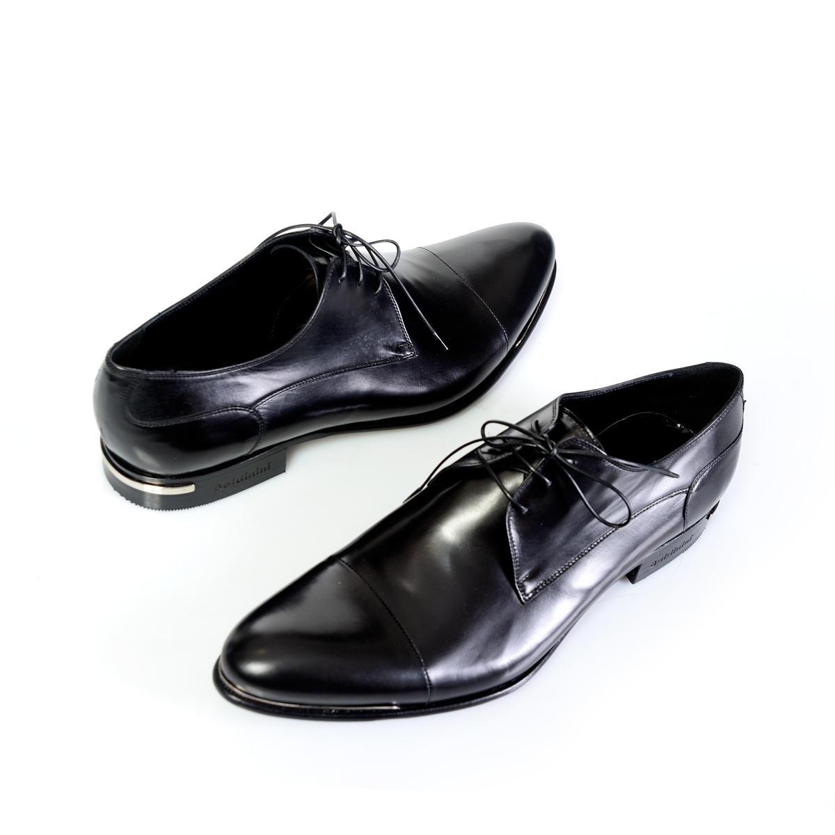 Лаковые мужские туфли 6