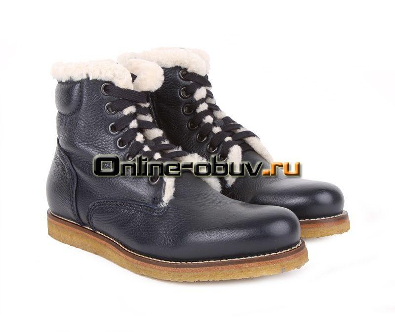 Обувь Зима Мужская
